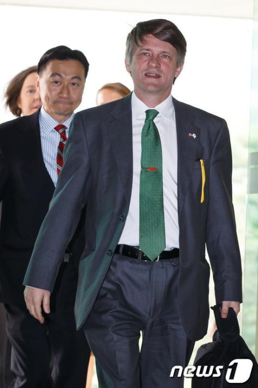 [사진]한미 원자력협정 개정 7차협상 시작