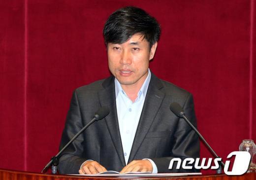 하태경 새누리당 의원.  News1 박정호 기자