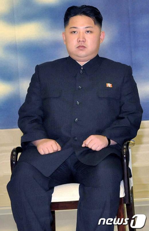 김정은 북한 국방위원회 제1위원장  News1