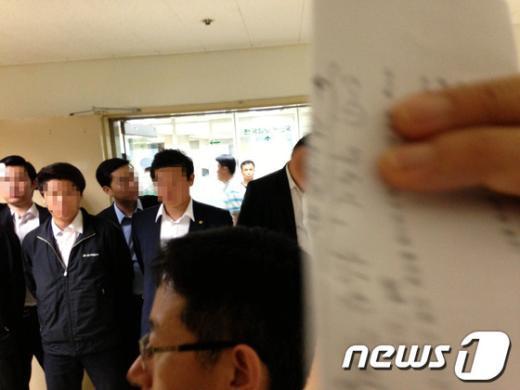 [사진]파국으로 치닫는 한국일보 사태