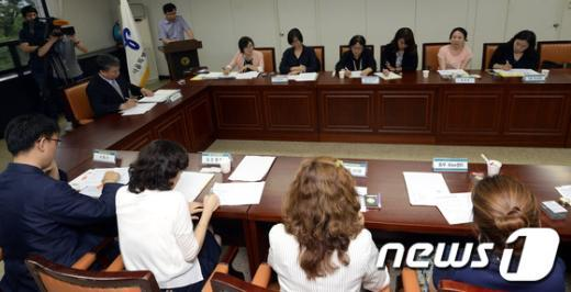 [사진]영훈국제중 자살 예방을 위한 전문상담교사 연수