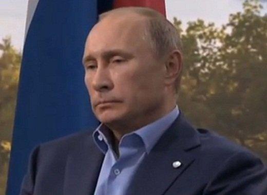 블라디미르 푸틴 러시아 대통령. /사진=알자지라 동영상 캡처