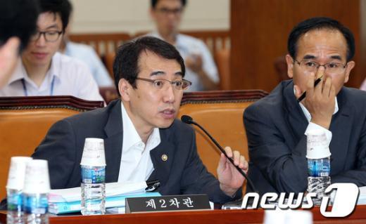 [사진]국회 기획재정위, 조세소위