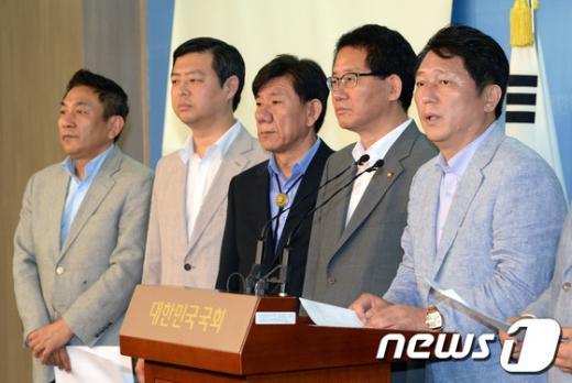 [사진]민주당, 전두환 불법자금 환수 프로젝트 발표