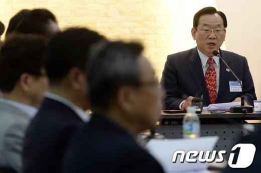 [사진]대한장애인체육회, 임원 22명 전원 해임안 논의