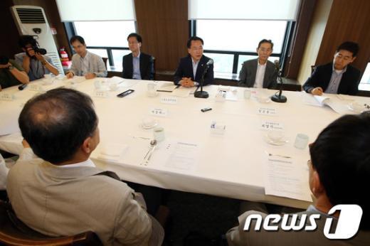 [사진]임금제도개선위원회 제1차 회의