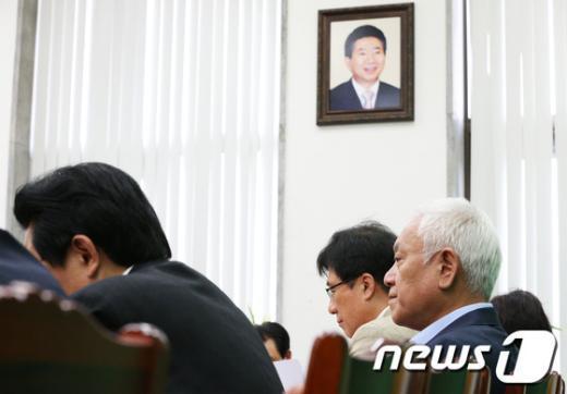 """[사진]민주당, """"국정조사 선행되면 NLL 대화록 공개"""""""