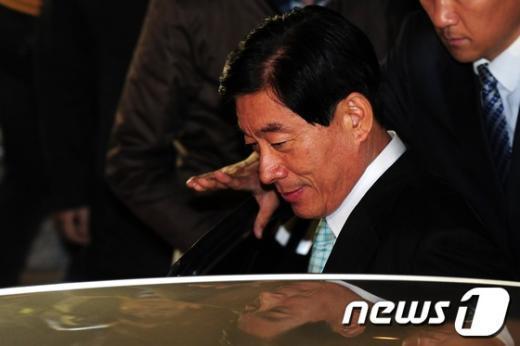 원세훈 전 국가정보원장.  News1 한재호 기자