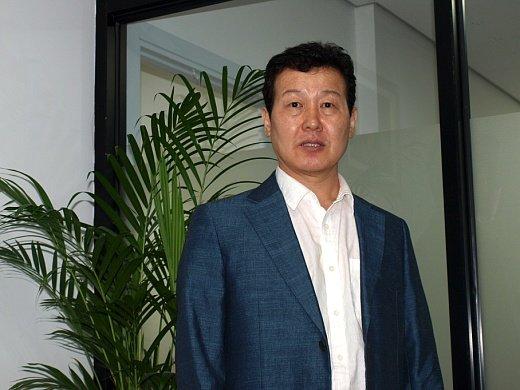 김광수 태인AMC 대표. /사진=송학주 기자