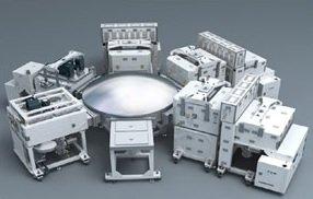 ↑주성엔지니어링 OLED봉지증착장비(인캡슐레이션)