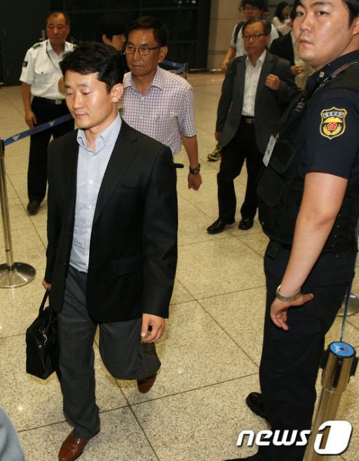 [사진]열흘간 현장조사 마친 아시아나기 정부조사단
