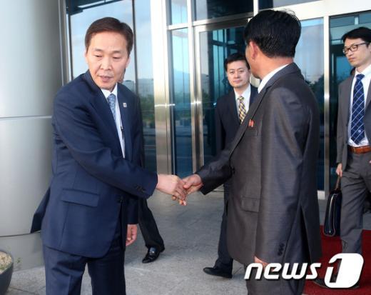 [사진]개성공단 4차 실무회담 합의 도출 실패...22일 5차 회담 개최