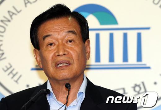 서상기 국회 정보위원장. 2013.6.26/뉴스1  News1 허경 기자