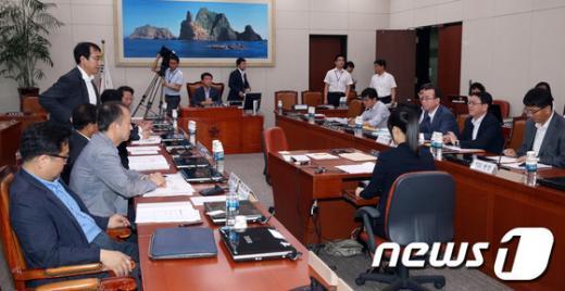 [사진]기재위 조세소위, 지하경제 양성화 방안 논의