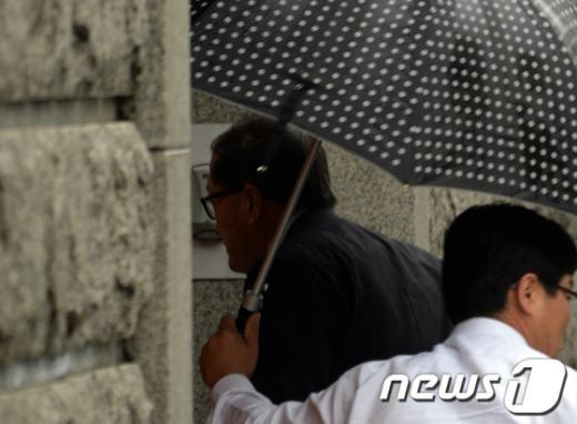 [사진]연희동 찾은 前 대한변협 회장
