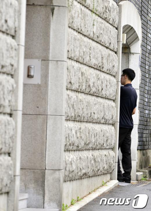 [사진]연희동 주변 경계근무