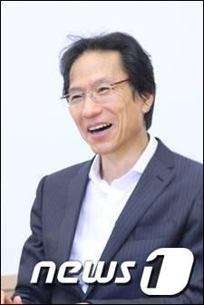강상중 교수. (세이가쿠인대 홈페이지)  News1