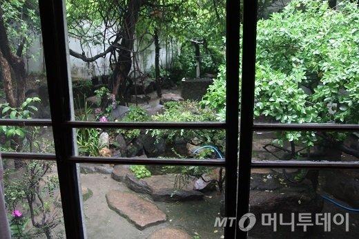 100여년된 목조주택 '수향' / 사진 = 김유경 기자