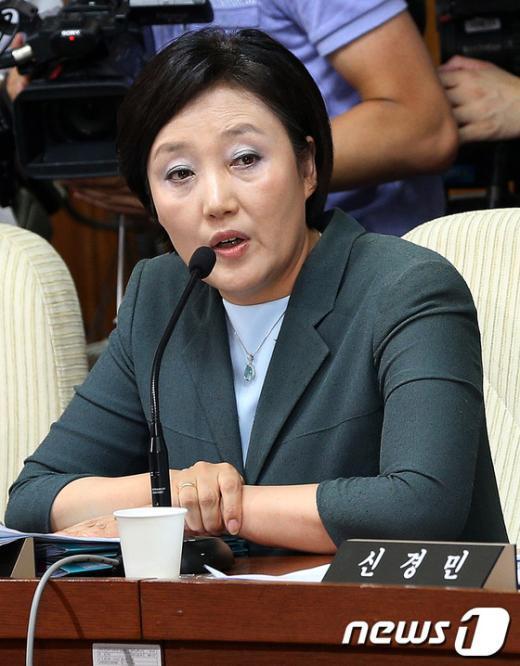 박영선 민주당 의원. 2013.8.5/뉴스1  News1 오대일 기자
