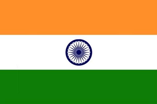 인도 국기/사진=인도 대사관