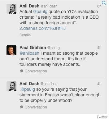 """창업가들의 구루 폴 그레이엄, """"사투리 영어로는 힘들다?"""""""