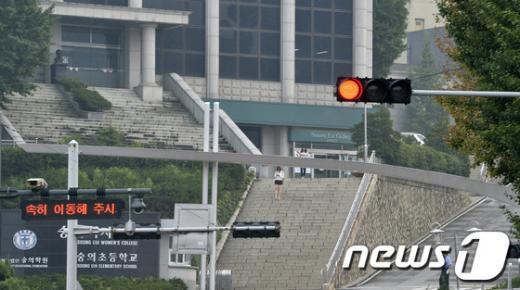 """[사진]""""교육부 부실대학 선정 발표"""""""