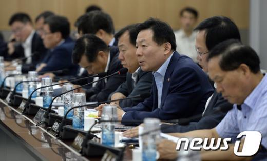 """[사진]서울시-안행부 """"정부3.0 실천 결의대회"""""""