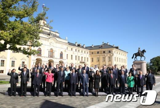 [사진]G20 정상회의 공식촬영