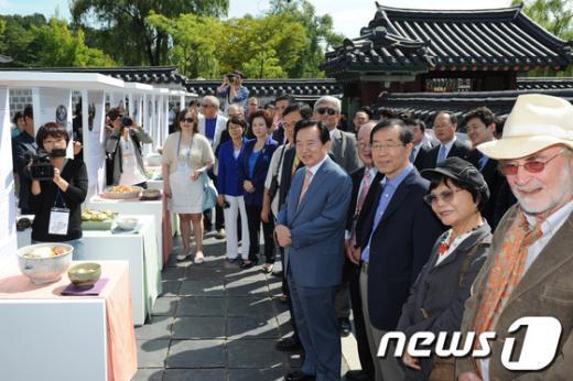 [사진]광주세계김치문화축제 서울특별행사