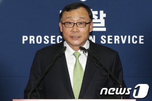 채동욱 전 검찰총장. /뉴스1 News1 최진석 인턴기자