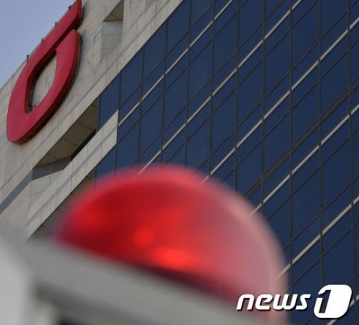 [사진]KT에 빨간불