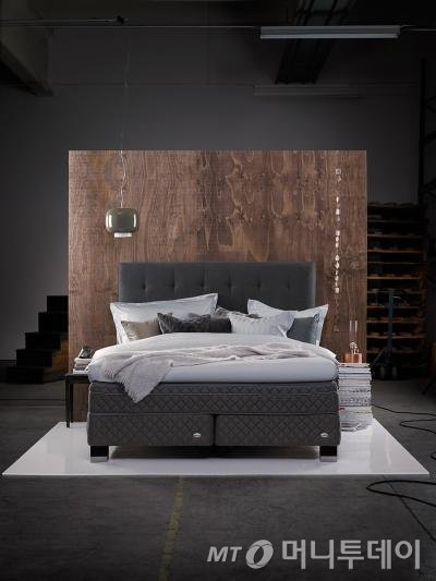 ↑ 덕시아나의 침대 '더 덕스' 이미지