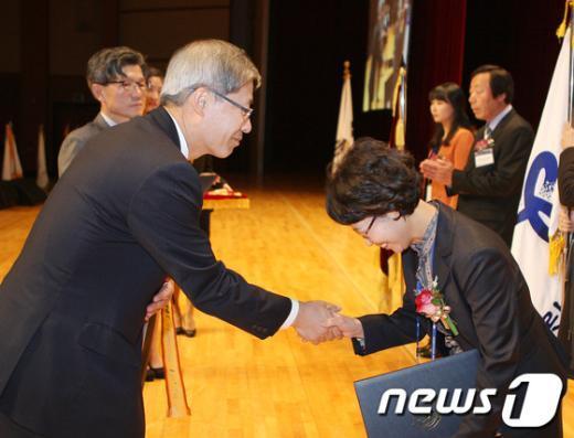 [사진]전국도서관대회 대통령상, 서울시립어린이도서관