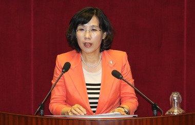 김현숙 새누리당 의원.  News1