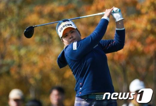 박인비(25·KB금융그룹). (KLPGA 제공) 2013.10.26/뉴스1  News1