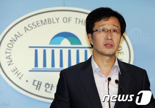 천호선 정의당 대표.2013.9.15/뉴스1  News1 허경 기자