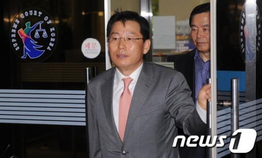 이철규 전 경기지방경찰청장. /뉴스1 © News1 손형주 기자