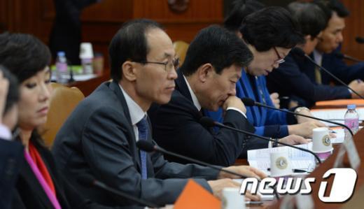 서울 세종로 정부서울청사에서 열린 경제장관회의. /뉴스1 © News1 양동욱 기자