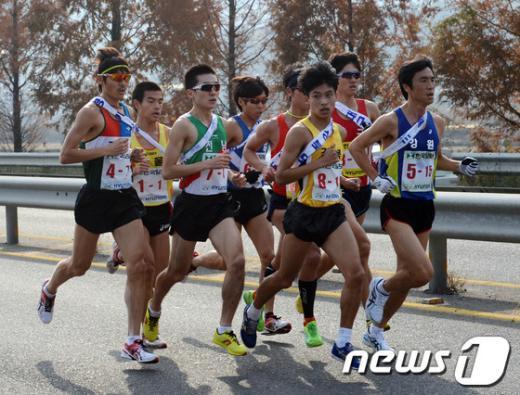[사진]제59회 부산-서울 대역전경주대회