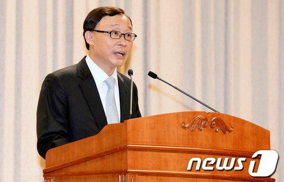 채동욱 전 검찰총장. /뉴스1 © News1 양동욱 기자