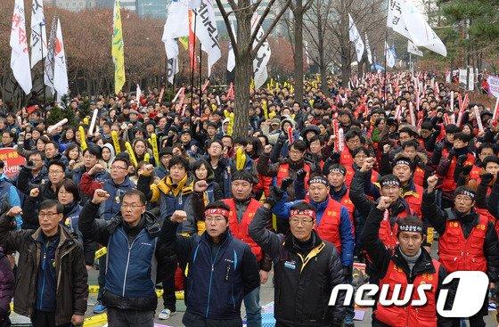 [사진]'민생파탄 법안 규탄한다!'