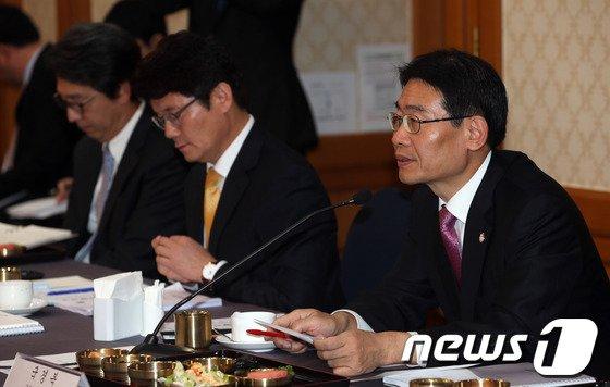 [사진]예산안 설명하는 국경복 처장