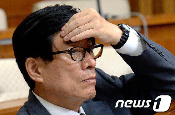 원세훈 전 국정원장. © News1 박정호 기자