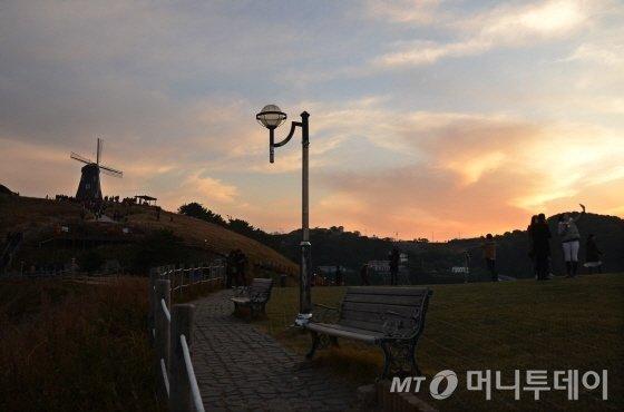 거제도 바람의 언덕 /사진=이지혜 기자
