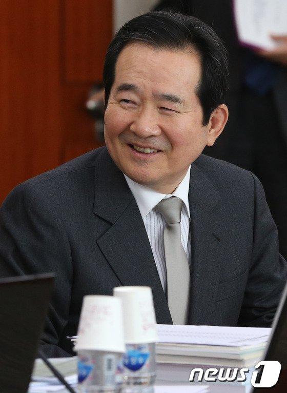 [사진]민주당, 국정원개혁특위 위원장 정세균 선임