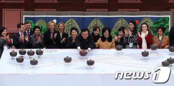 [사진]김치 '대한민국에서 세계로'