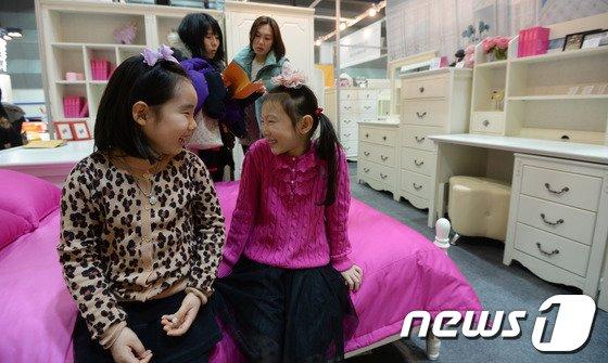[사진]'우리 아이방 이쁘게 꾸며보자'