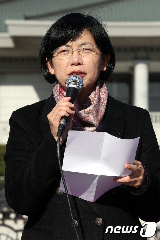 통합진보당 이정희 대표.2013.11.29/뉴스1 © News1 이광호 기자