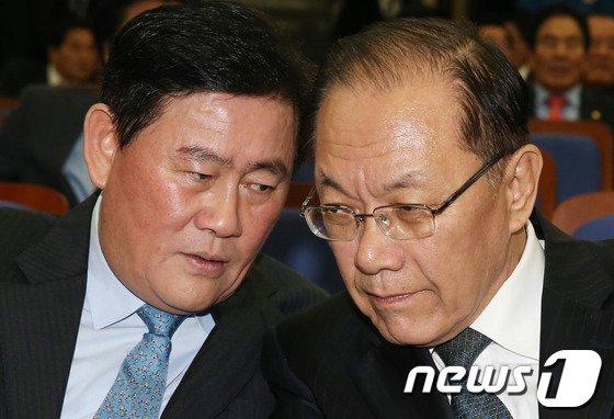 [사진]새누리 지도부 '장하나 의원 어떻게'