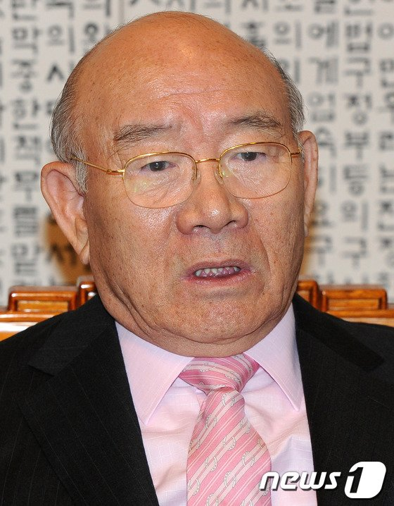 2012년 1월2일 서울 연희동 자택에서 전두환 전 대통령. © News1